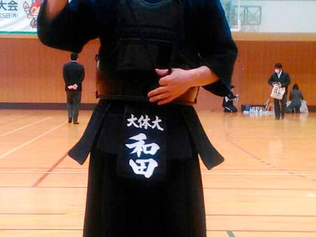 正平館・御浜中出身 和田選手が県代表に 三重県予選で堂々優勝