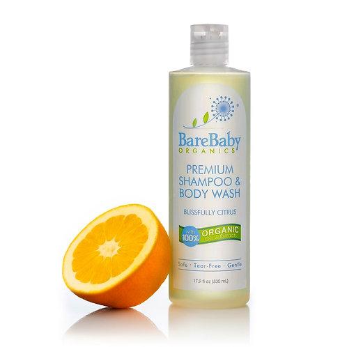 Shampoo & Body wash