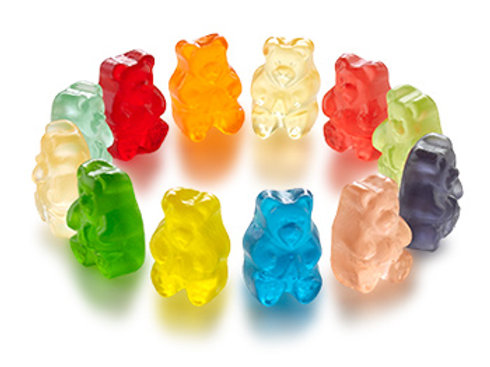 Gummies Bears * vegan