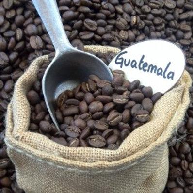 Café Guatemala mi-noir
