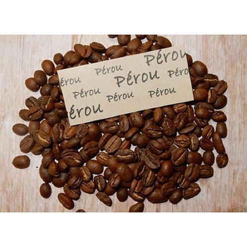 Café Pérou noir