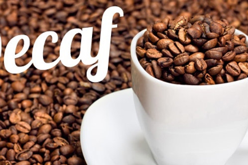 Café Décaféiné *