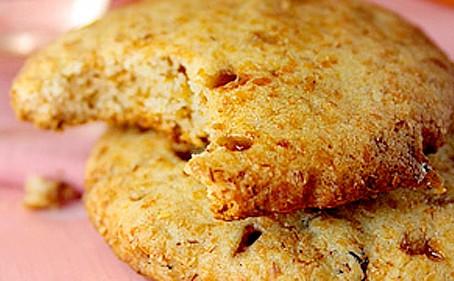 Délicieux biscuits au germe de blé