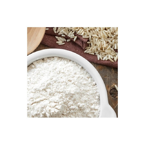 Farine de riz blanc *