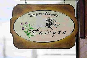 Notre logo Fairyza