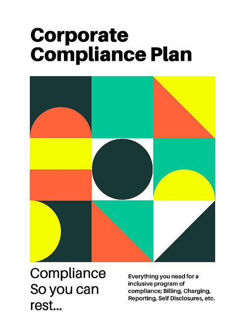 Corporate Compliance Plan