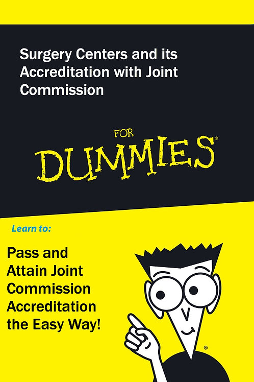 Accreditation For Dummies Get Consultants Help to make it the easiest for you.