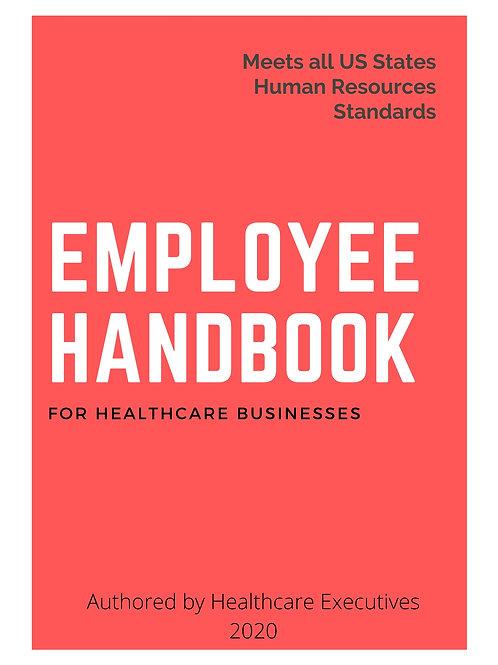 Healthcare Employee Handbook