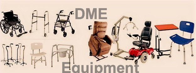Examples of durable medical equipment