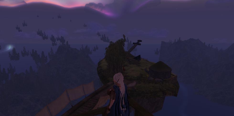 Sky Island View