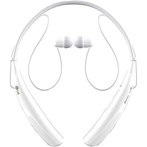 Bluetooth Stereo Headset White- LG
