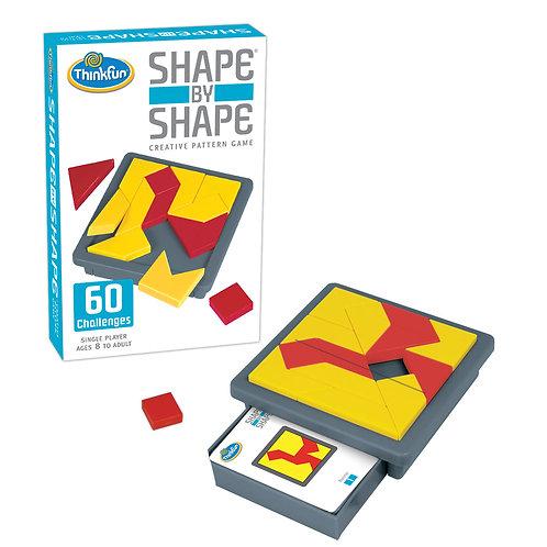 Shape By Shape- Think Fun