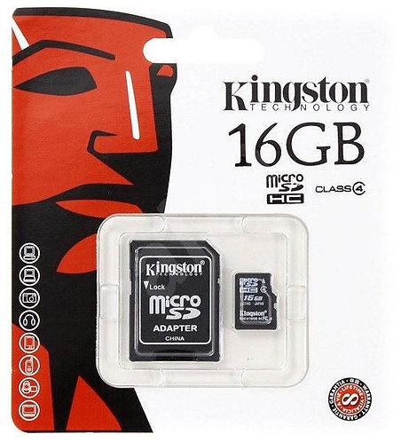 Memory Card 16GB – Kingston
