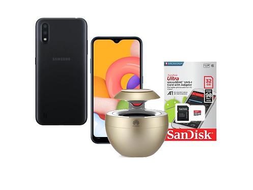 Samsung A01  (A015) Bundle