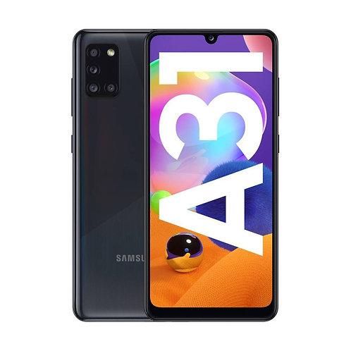 A31 64GB Dual Prism Black Crush -Samsung