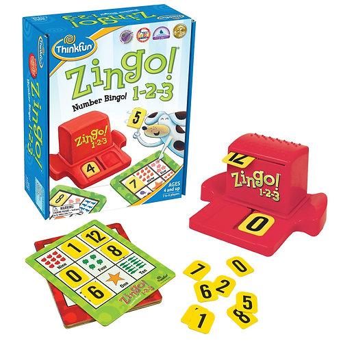 Zingo!® 1-2-3 - Think Fun
