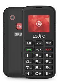 SR3G Black- Logic