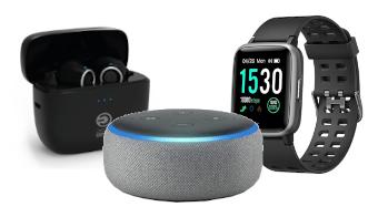 Amazon Echo Dot Bundle