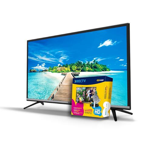 Haier 50″ Single D-TV Bundle