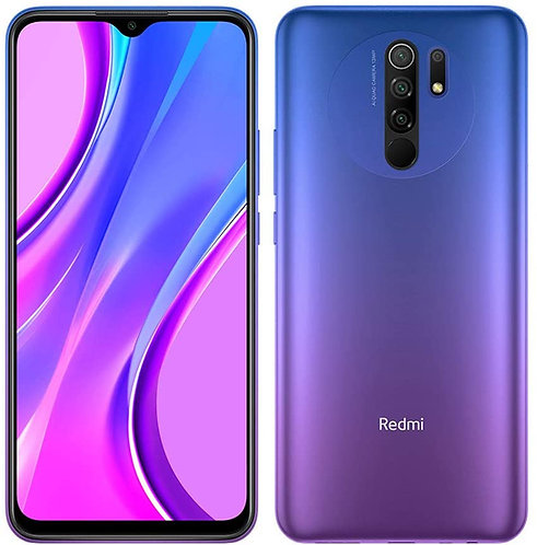 Redmi 9 64GB Sunset Purple- Xiaomi