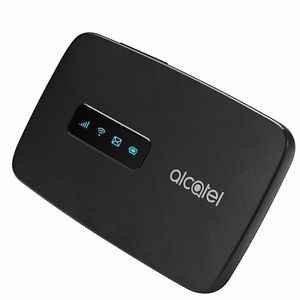 MW41F 4G Wi-Fi Router Black- Alcatel