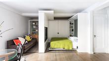 Soluciones prácticas y simples para viviendas pequeñas