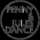 Penny and Jules Dance Watermark Black.pn
