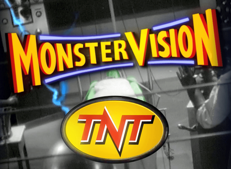 Saturday Night: WCW Wrestling, Video Games and MonsterVision