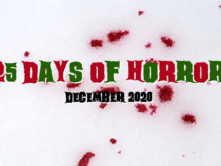 25 Days of Horror