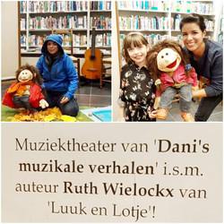 Dani's Muzikale Verhalen