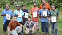 Belize Tracking, Bird Language Training