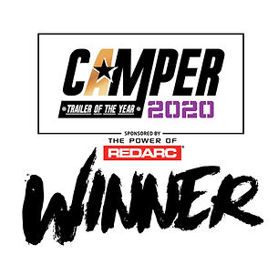 CTOTY 2020 Wedgetail camper award