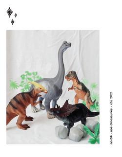 Numéro 4 - Nos dinosaures