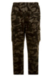 TR051 CAMOUFLAGE CARGO TROUSERS SL7A6009