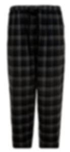 PJ117 BRUSHED COTTON LOUNG TROUSER TO MA