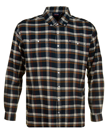 SH300 L S BRUSHED CHECK SHIRT SL7A5822.j