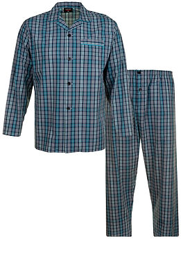PJ119 TRADITIONAL YARN DYED CHECK PYJAMA