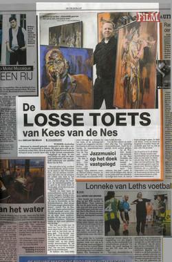 De Telegraaf 8 april 2010