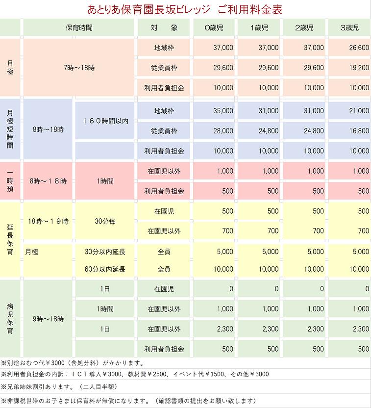 長坂利用料金(2021.4改定).png