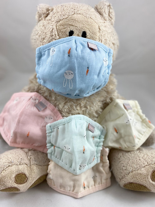 4-Ply Kids Cloth Face Covers