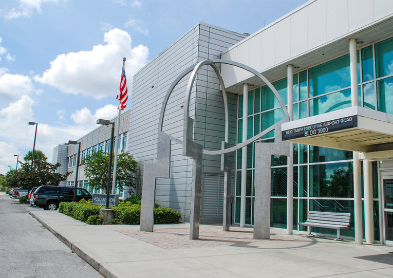 HCAA Support Buildings & Pavement Repairs