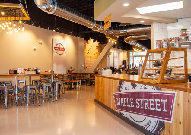 Maple Street Biscuit Company Interior Build-Out