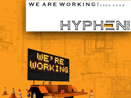We Are Working!