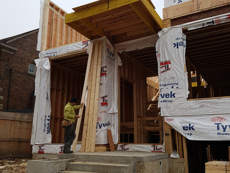 Lytton Park Residence is Finding Its Shape