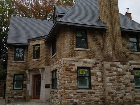 Rosedale Residence is almost done!