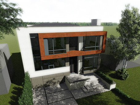 York view project; Design process is finished!