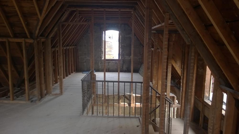 Rosdale Major Renovation