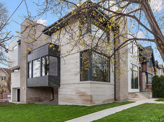Ledbury Park residence