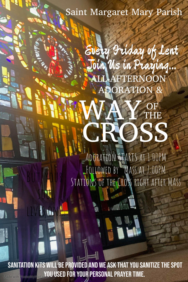 Copy of Ash Wednesday Poster - Made with