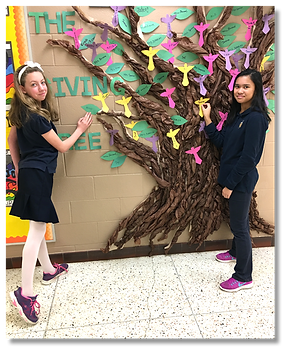 Lenten Giving Tree